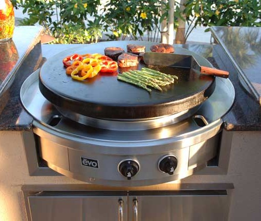 30 Outdoor Kitchens And Grilling Stations: Evo Grill Build-In Affinity 30G Classic Cooktop