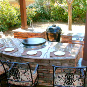 Evo Cooktop Grill Outdoor Kitchen