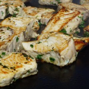 Evo Grilled Swordfish