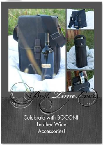Evo outdoorlux contest Boconi bag