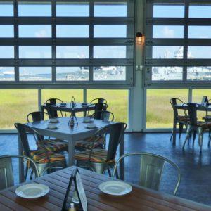 Water View restaurant Charleston, SC