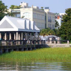 waterfront park Charleston,SC