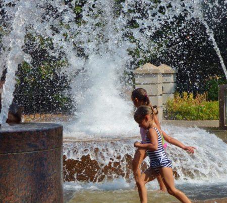 Waterfront Park fountain Charleston,SC