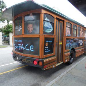 CARTA freee trolley charleston