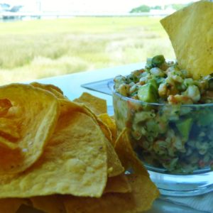 Fish House Shrimp Ceviche