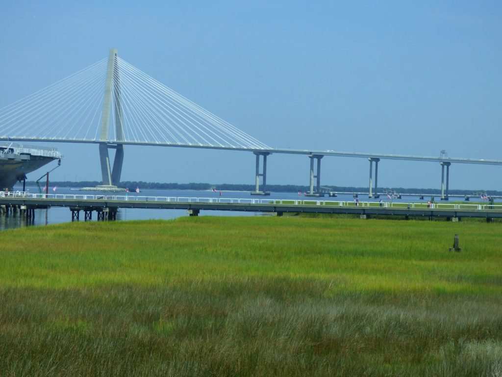 Perfect day in charleston,sc