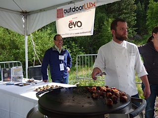 chefs on evo grill
