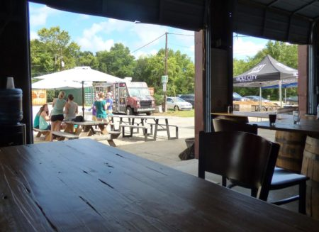 Food Truck-Holy City Brewery-Charleston