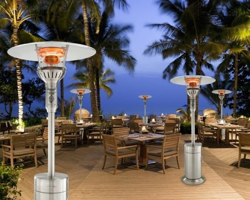 Evenglo Infra Red Radiant Patio Heater Outdoorlux