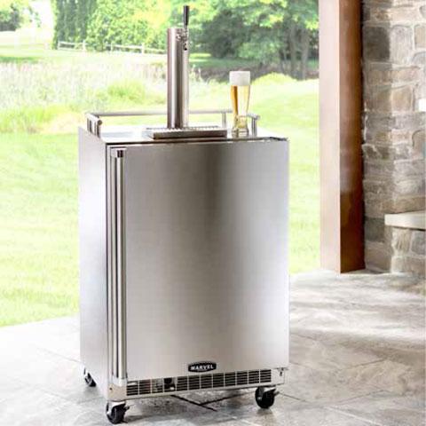 MARVEL Outdoor Refrigeration