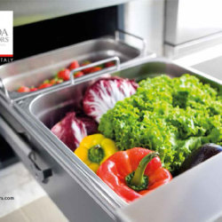 RONDA Outdoor Stainless Drawers