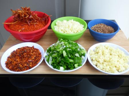 recipe for sichuan chili oil