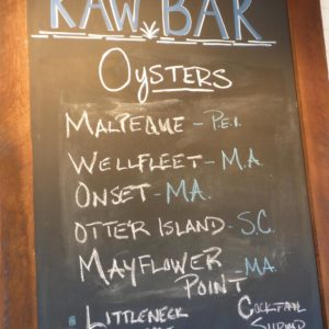 raw bars in charleston