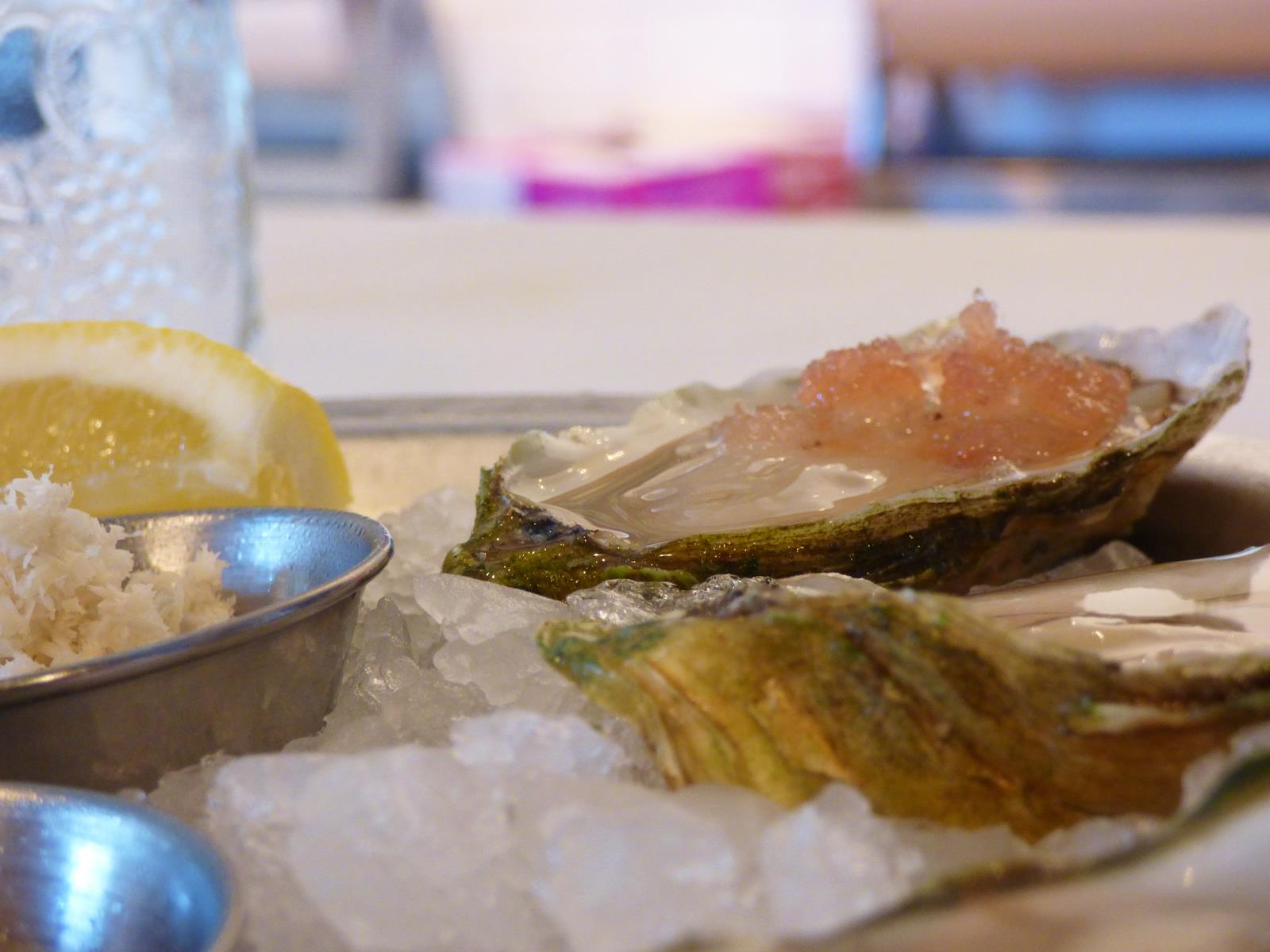 where to eat oysters in charleston