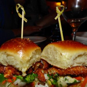 oyster sliders