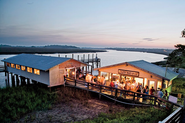 How To Get To Bowens Island Restaurant Charleston Sc