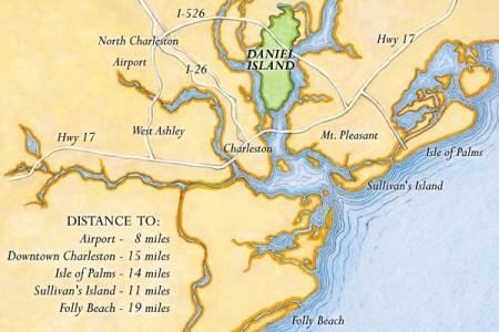 The Islander Daniel Island Sc