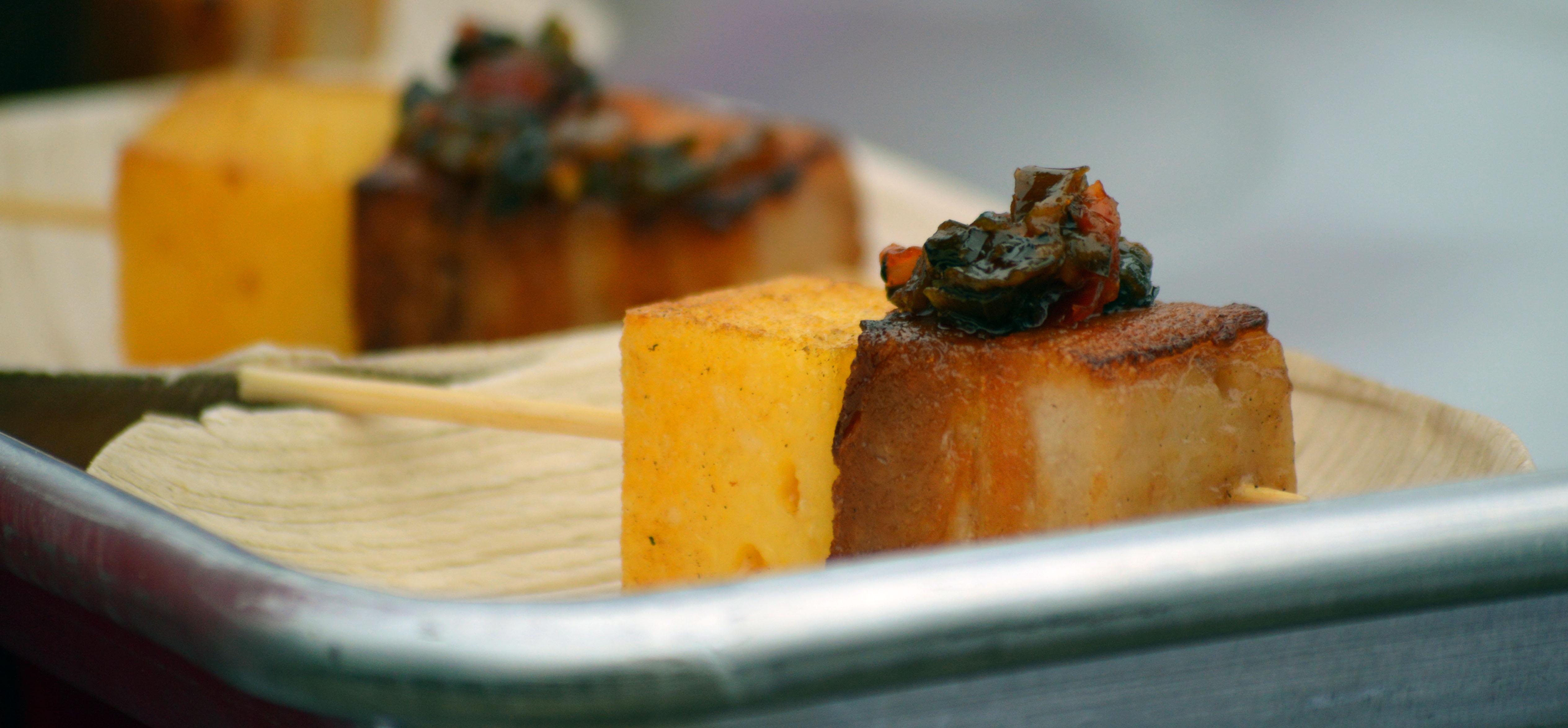 grilling with carmen quagliata