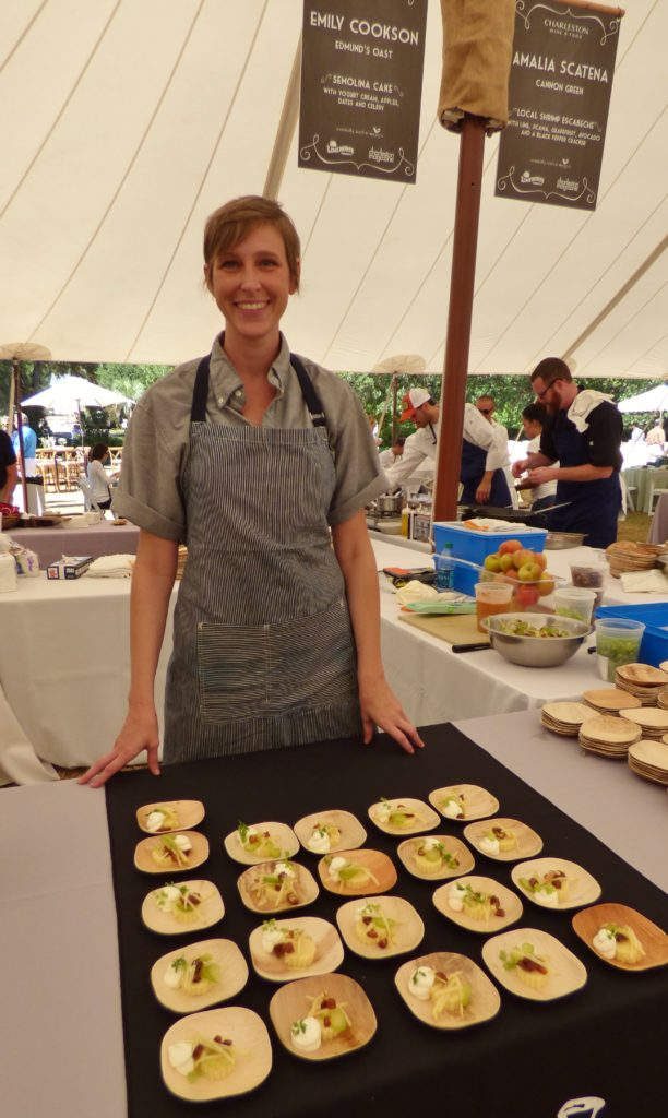 Charleston Wine and food 2016