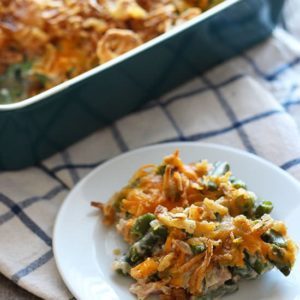 hno can green bean casserole