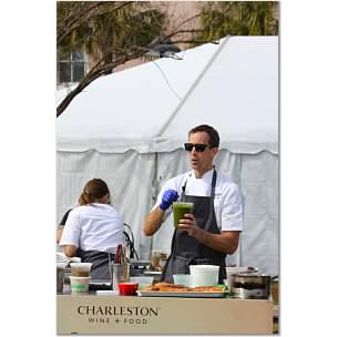 charleston wine and food evo grill recipe