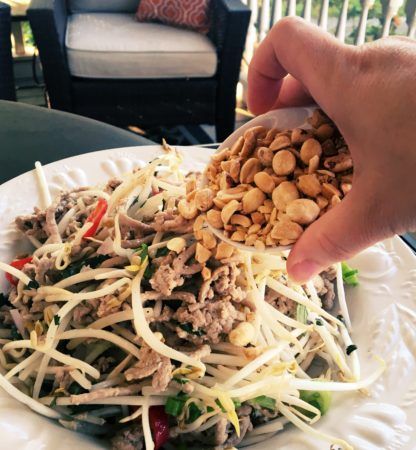 Larb Gai recipe