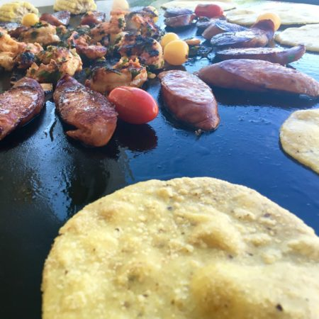 Creole-tacos