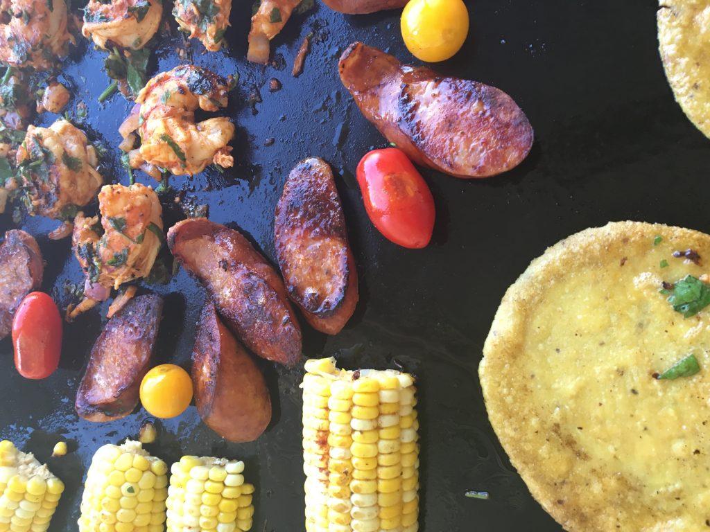 evo grill recipe